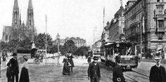 Wiener Ringstrasse - Geschichte Wien Innere Stadt - Chronik Wien Innere Stadt - Geschichte von Wien - Entwicklung von Wien