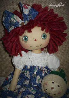 Snowball Annie by charmingsbycmh