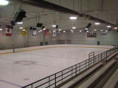 McKnight Hockey Center on the Senior School campus