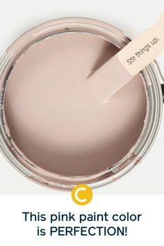 Pink Paint Colors, Interior Paint Colors, Paint Colors For Home, Room Colors, Wall Colors, House Colors, Blush Pink Paint, Paint Swatches, Big Girl Rooms