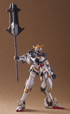 Painted Build: HG 1/144 Gundam Barbatos +Weathering - Gundam Kits Collection News and Reviews