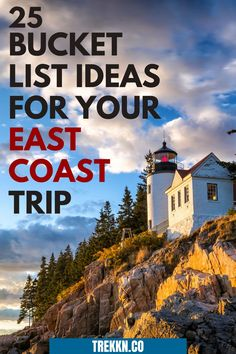 25 East Coast Trip Bucket List Ideas for Your Summer Adventures East Coast Usa, East Coast Travel, East Coast Road Trip, Road Trip Usa, Best East Coast Vacations, Best East Coast Beaches, East Coast Canada, Maine Road Trip, Perth