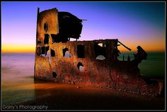 Awesome Pictures of Shipwrecks and Sea Disasters Brisbane River, Royal Australian Navy, Sand And Gravel, Abandoned Ships, Ghost Ship, Old Boats, Shipwreck, Underwater, Monument Valley