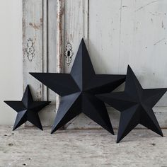 still a sucker for starzzzz... Can pick these up pretty cheap and just paint a matte black. cool.