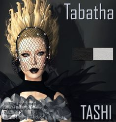 TASHI Tabatha | On May 23th at 4 pm SLT we will be part of the annual accessories show organized by AIM Agency and will have 4 new items there!