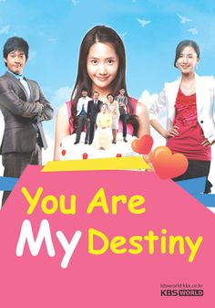 You Are My Destiny is my favorite Korean drama! I wish they'd make another season of this show.