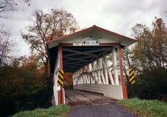 Bedford, Pennsylvania | PA Covered Bridges - Bedford County - Turner's Bridge