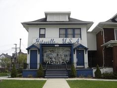 Hitsville U.S.A. Motown HQ. 2648 West Grand Ave., Detroit. | by stevesobczuk