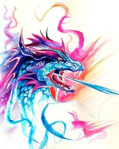 Shiny Dragon by Lucky978 on deviantART