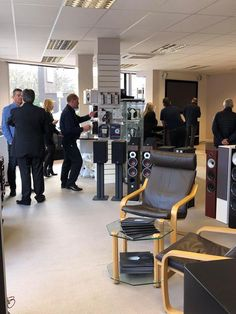 Glasgow Audio - Launch Naim & Audio Bowers & Wilkins @ Panoptic Events Glasgow, Gym Equipment, Audio, Product Launch, Events, Workout Equipment