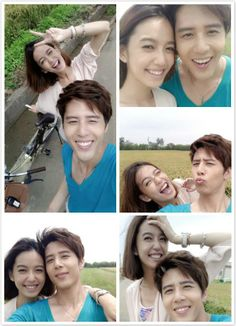George Hu & Annie Chen - Love Around