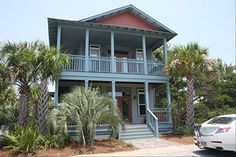 House vacation rental in Rosemary Beach $2,995/wk BIG w/bunk room NOT AVAILABLE 7/18-7/26