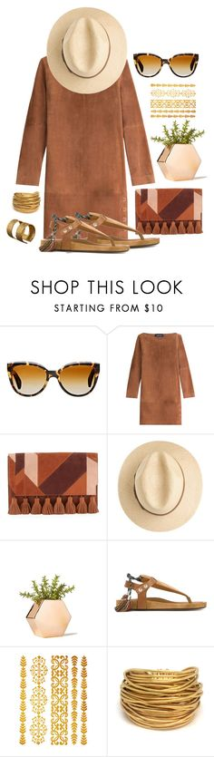 """""""Nico"""" by fawn-fleur ❤ liked on Polyvore featuring Oliver Peoples, Vanessa Seward, Rebecca Minkoff, Isabel Marant, Black & Sigi and ADIN & ROYALE"""