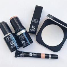 Conheça os lançamentos da marca Make Up For Ever Ultra HD. Os produtos são ótimos para uma maquiagem com pele perfeita, com acabamento natural e radiante.