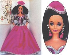 Another 90s Barbie that just screams 90s!!! but I want her!