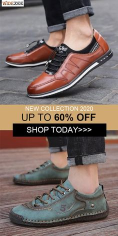 Men Breathable Casual Fashion Low Lace-up Shoes Esquire, Lace Up Shoes, Chic Outfits, Boat Shoes, Leather Boots, Athletic Shoes, Mens Fashion, Art Reference, Cloths