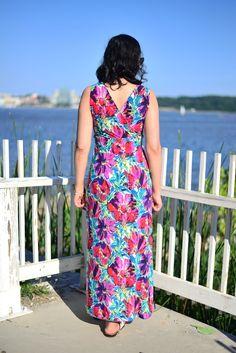 Simply Christianne in the Karina Dresses Adele dress