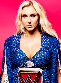 Wwe Divas Championship, Gorgeous Ladies Of Wrestling, Wwe Raw Women, Charlotte Flair Wwe, Wwe Women's Division, Mickie James, Ric Flair, Raw Women's Champion, Wrestling Divas