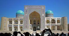 My trip to UZBEKISTAN