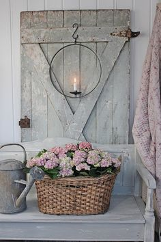 Shabby Chic Interior Design Ideas For Your Home