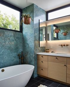 A 1906 Home Adds a 2 A 1906 Home Adds a Addition 6 Years After Altering the Original Structure - Design Milk Small Toilet Room, Small Bathroom, Bathroom Ideas, Bathrooms, Master Bathroom, Marble Tile Bathroom, Marble Tiles, House Structure Design, House Design