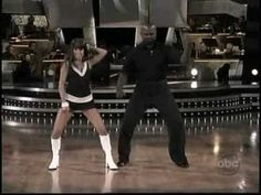 """60's Swing Group Dance on """"Dancing with the Stars!"""""""