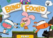 Gumball Blind Fooled | Garfis juegos online
