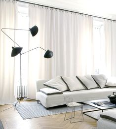 Beautiful Paris apartment interior