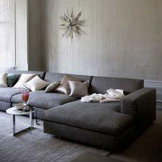 Love this Chaise Sofa