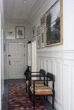 Take a Peek Inside the Beautiful and Eclectic Copenhagen Home of an Art Curator