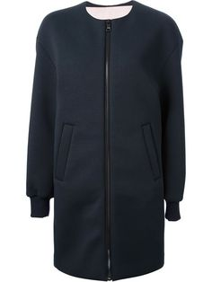 Shop MSGM oversized jacket in Hayashi from the world's best independent boutiques at farfetch.com. Over 1000 designers from 60 boutiques in one website.