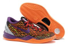 http://www.jordanaj.com/nike-kobe-8-christmas-shoes-orange-purple-for-sale.html NIKE KOBE 8 CHRISTMAS SHOES ORANGE/PURPLE SUPER DEALS Only $62.00 , Free Shipping!