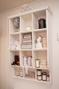 Shabby for craft room..