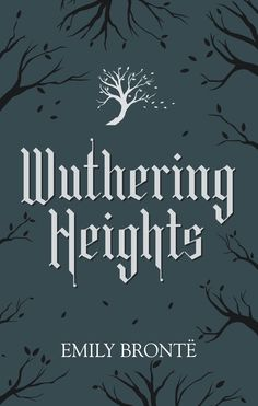 Wuthering Heights (Lettering Version)