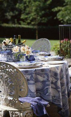 A Pre Wedding Lunch In The Garden