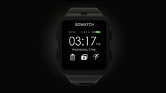 The world's first autonomous smartwatch that tracks cardiovascular health,blood pressure, customizes your workouts & prevents diseases!