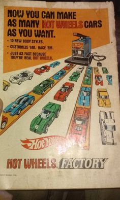 Hot Wheels Toy Maker