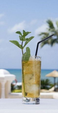 Some tasted like virgin mojitos, some were medicinal-tasting...