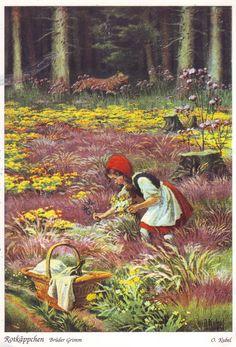 Roodkapje (106). Van Jolande