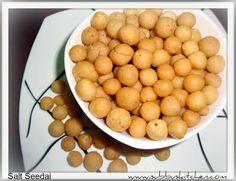 "Uppu Seedai / Salt Seedai | Subbus Kitchen -   ""Uppu seedai is another important naivedhyam for Krishna Jayanthi festival""! \|/"