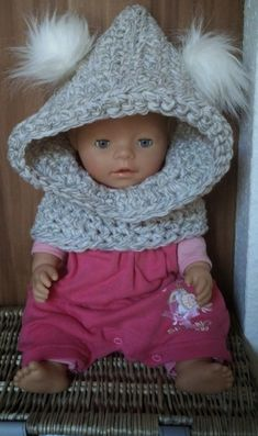 Baby Born, Balaclava, Southern Belle, Winter Hats, Crochet Hats, Creative, Blog, Inspiration, Internet