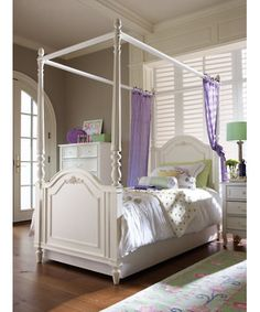 Stanley young america isabella cheval mirror layla - Stanley young america bedroom set ...