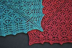 Ravelry: Heart of Wales Shawl pattern by Judy Marples