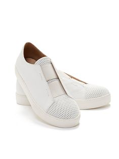 Rad Sneaker in Mesh Leather