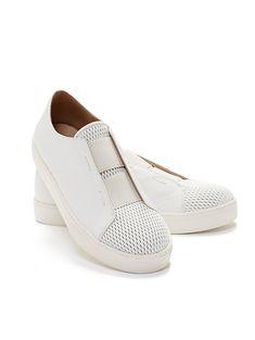 huge selection of 58012 971ba Rad Sneaker in Mesh Leather Calzado Mujer, Zapatos De Moda, Vestidos  Coctel, Zapatillas