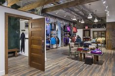 Patagonia Bowery store by MNA, New York City