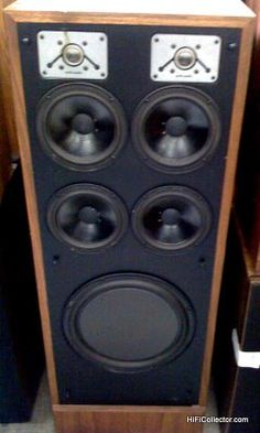 Polk SDA-series speakers. Click on photo for more pics and story.