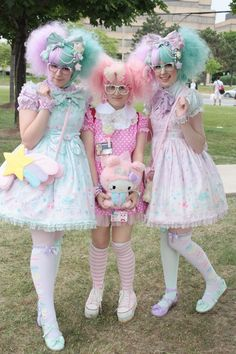 Super cute OTT Lolitas