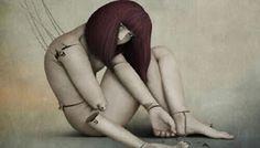 Illustration about Poster or illustration of broken doll. Illustration of graphic, dark, game - 25461125