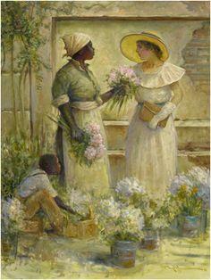 """Flowers for the Party"" John Carroll Doyle"